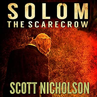 The Scarecrow: A Supernatural Thriller (Solom Book 1) audiobook cover art