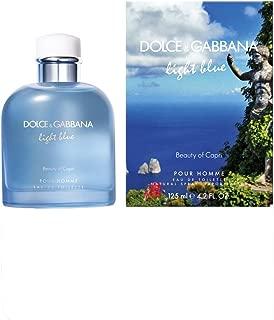 Best dolce & gabbana light blue beauty of capri Reviews