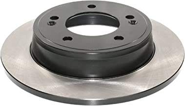 DuraGo BR901100-02 Rear Solid Disc Brake Rotor