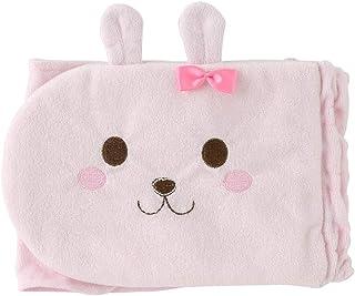 (チャックルベビー) chuckle BABY マジック式 アニマル 腹巻 うさぎ(ピンク) P9539-00-20