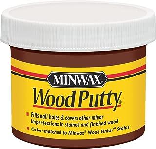 Minwax 13613 3.75 Oz Mahogany Wood Putty