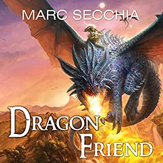 Dragonfriend: Dragonfriend, Book 1 audiobook cover art