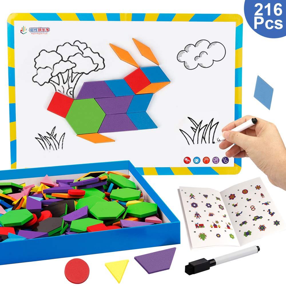 Vanmor Geometric Educational Montessori Preschool