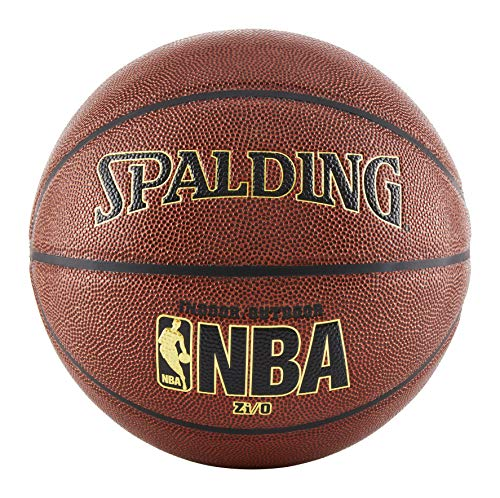 Discover Bargain Spalding NBA Zi/O Basketball 29.5 Inch 12 Dual Action Pump