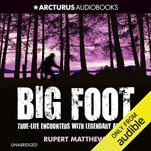 Bigfoot  By  cover art