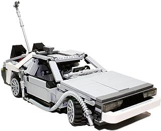 レゴ バックトゥザフューチャー デロリアン BTTF DeLorean DMC-12 V3.0
