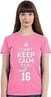 P&B Sweet Sixteen It's My Birthday! Women's T-Shirt