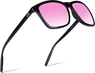 296f2030a2 Polarized Sunglasses For Men Women-GOUDI Vintage Men Women Sunglasses Al-Mg  Metal Frame