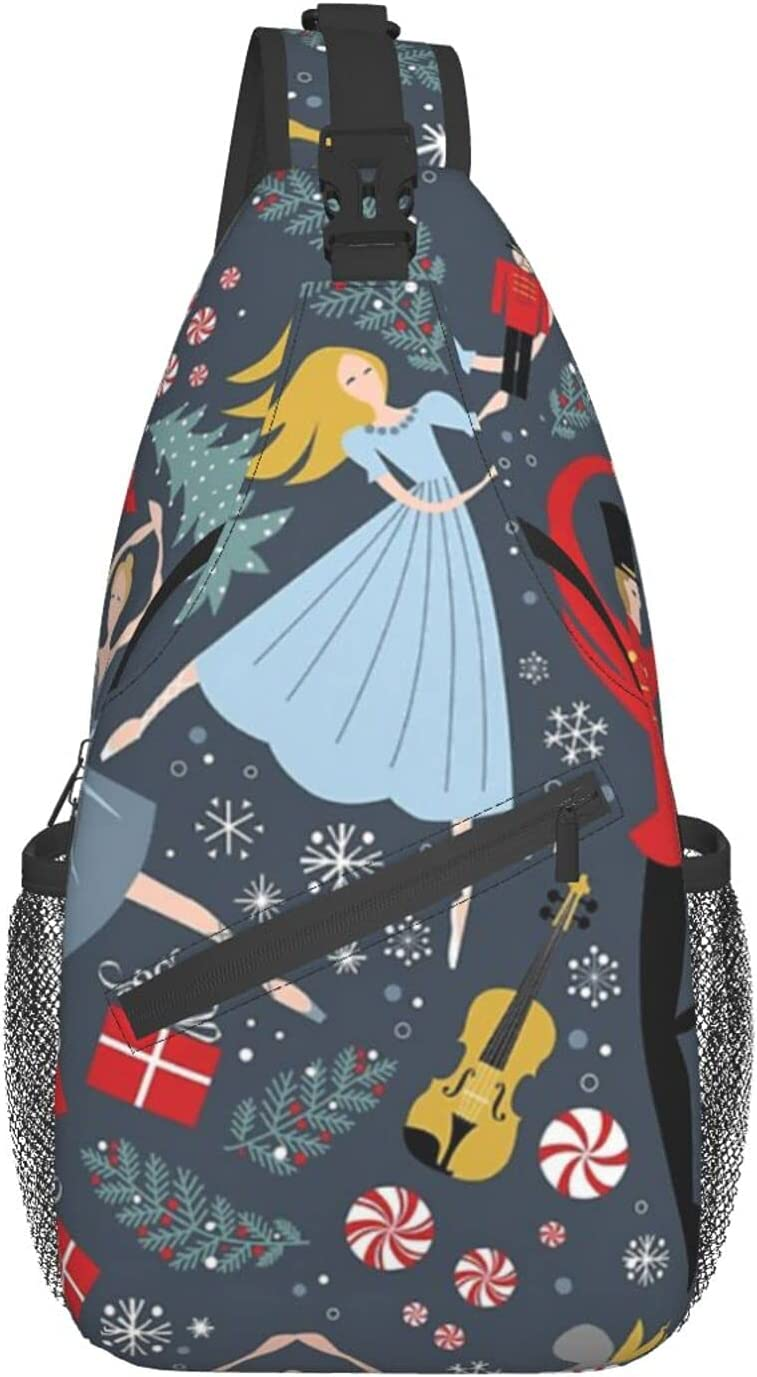 OFFicial store Clara's Nutcracker Ballet repeat by diag chest Pickens Robin Max 49% OFF bag