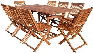Amazon.es: mueble rustico - Conjuntos de muebles de jardín ...