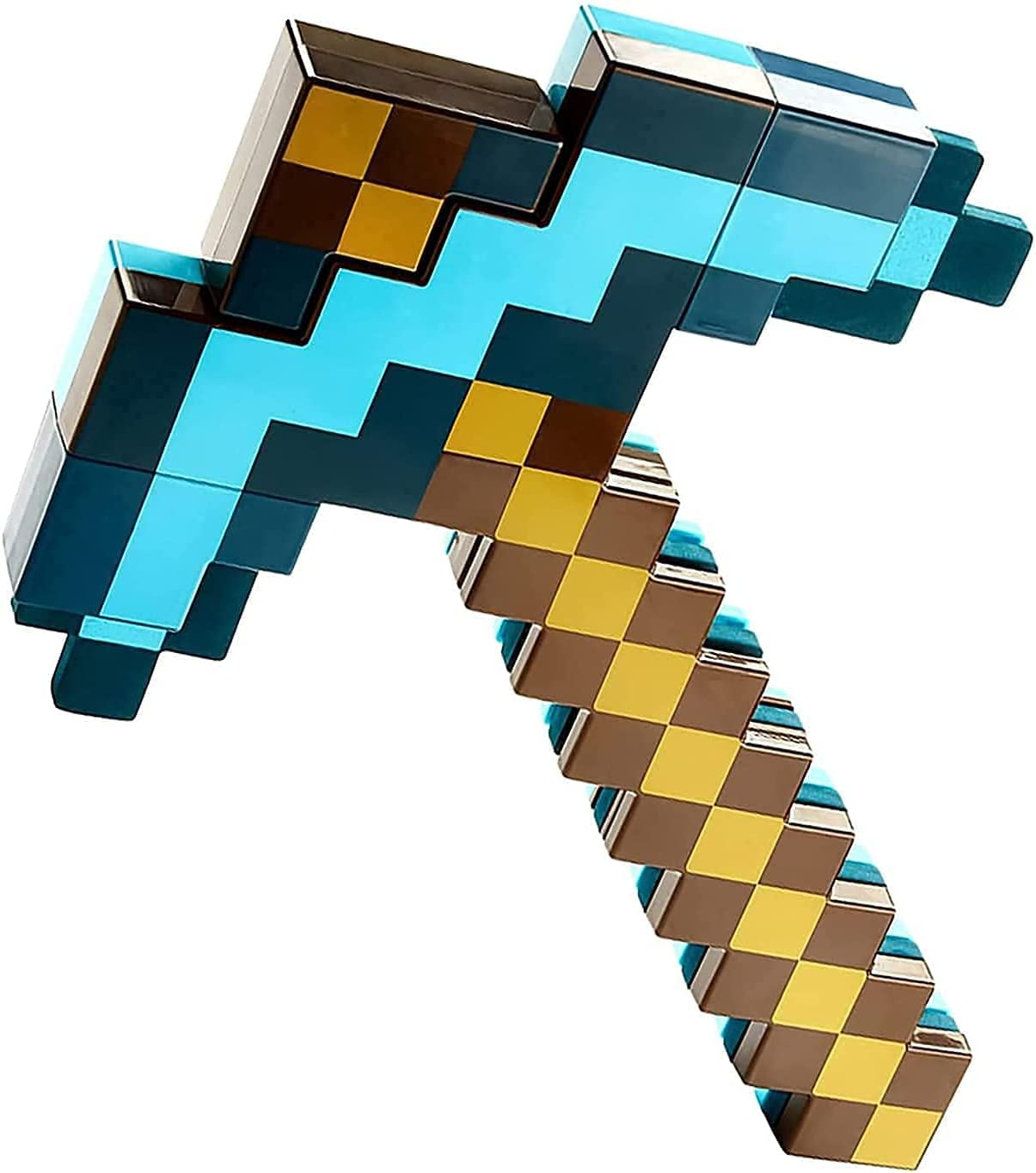 UNBoa168 Plastic Diamond Sword Pickax Max 65% OFF Two Limited time trial price Deformed in One
