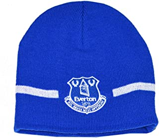 Everton FC Unisex Adults Beanie Knitted Hat