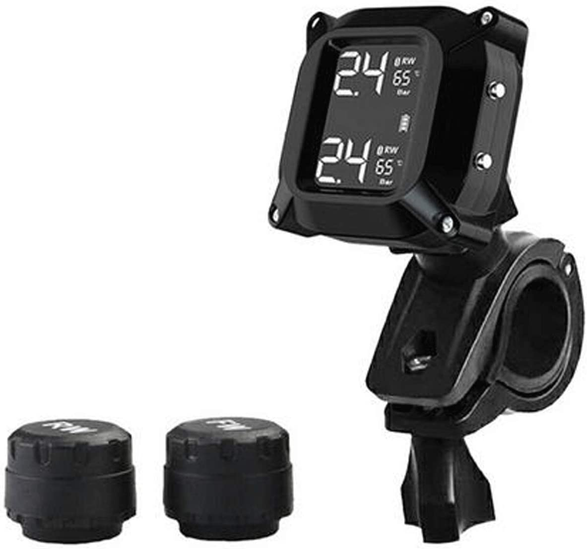 Selling rankings Wireless Tire Pressure Monitoring Pressur Motorcycle Dallas Mall System