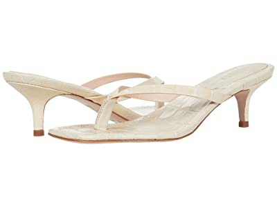 Schutz Ivone (Eggshell New Crocodille) Women