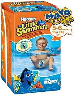 Huggies Little Swimmers Schwimmwindeln, Gr.5/6, 1er Pack 1 x 11 Windeln