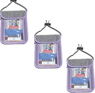 Cabana Sports Passport Holder (Lavender 3 Pack)