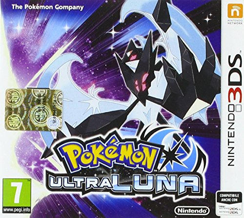 Pokémon Ultraluna - Nintendo 3DS