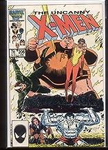 X-men 206 VF/NM 1963 Marvel Comics CBX28