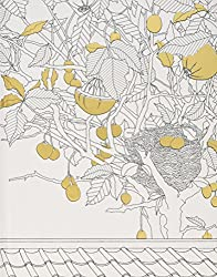 The Time Garden Coloring Journal