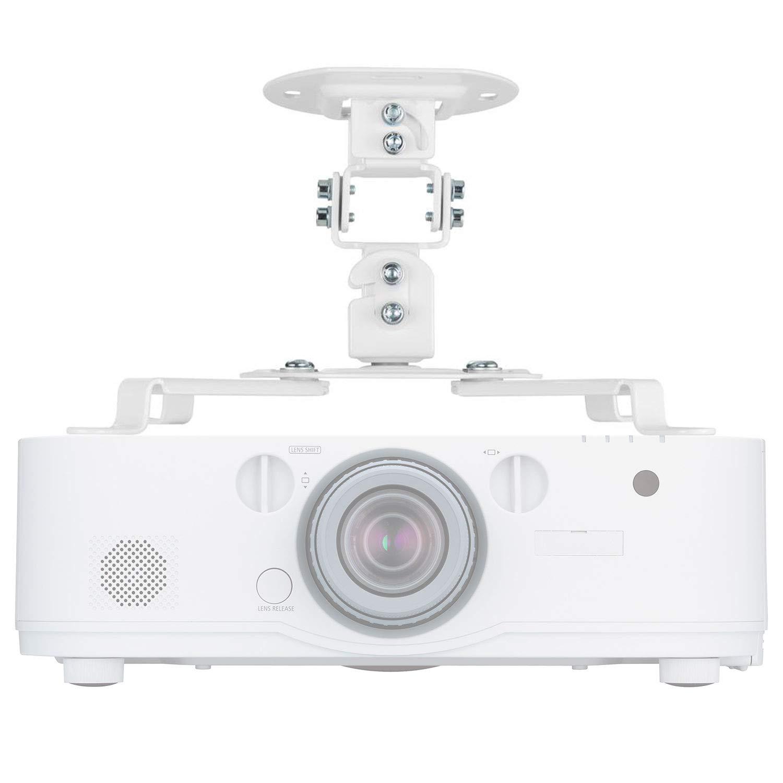 Universal Projector Multiple Adjustment PM 002 WHT
