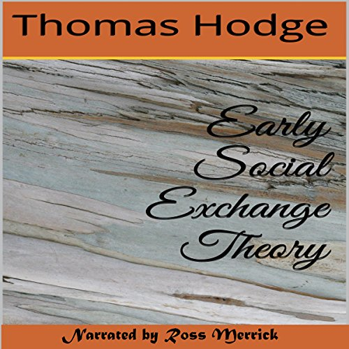 Early Social Exchange Theory cover art