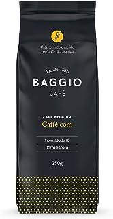 Café Torrado e Moído Premium Caffè.com Baggio Café 250g