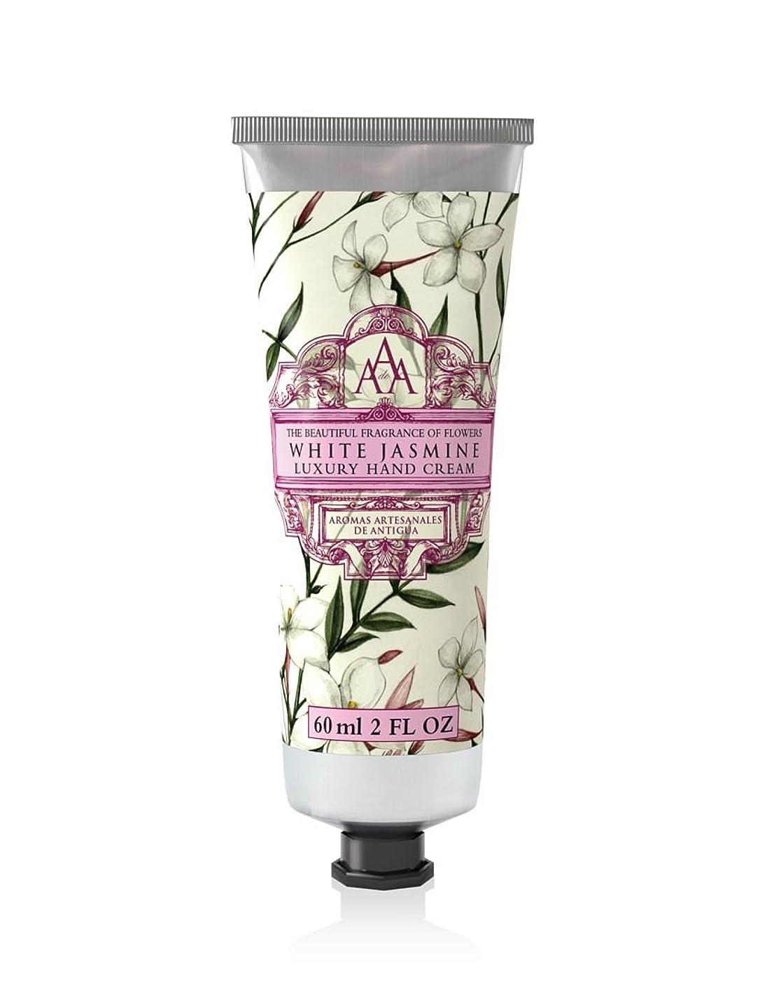 同僚亜熱帯知人クルトンヒルファーム ハンドクリーム ホワイトジャスミンの香り 60ml