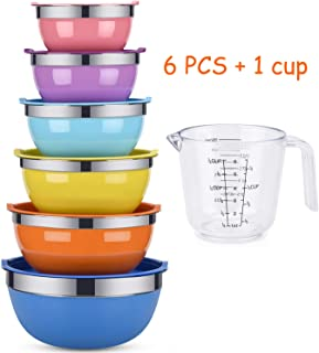 Best colorful mixing bowls Reviews