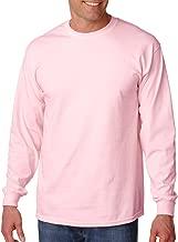 Gildan Men's Ultra Cotton Long Sleeve Crewneck T-Shirt