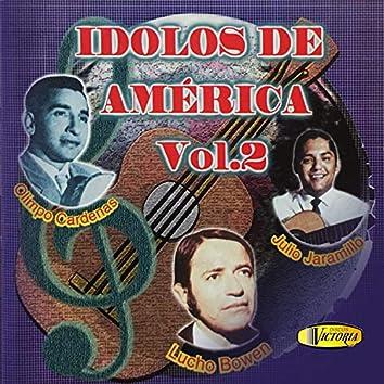 Ídolos de América, Vol. 2
