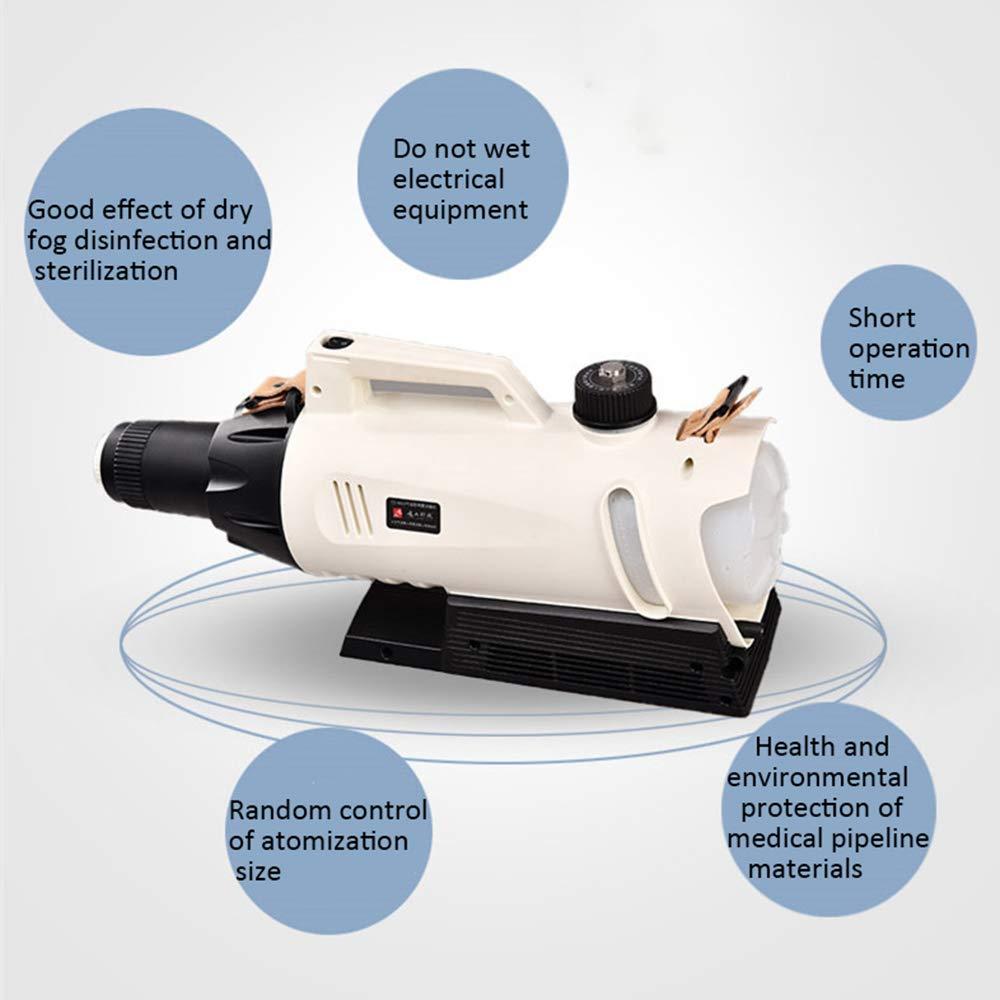 Spray Aerosol portátil eléctrico Desinfección máquina, Medio ...