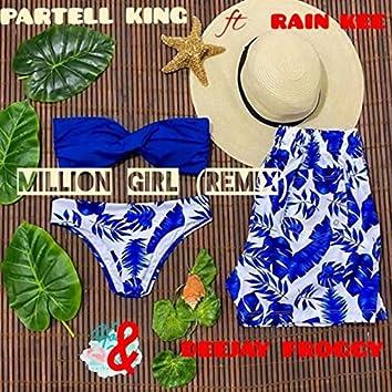Million girl (Remix)