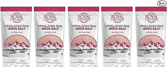 Best royal himalayan salt Reviews