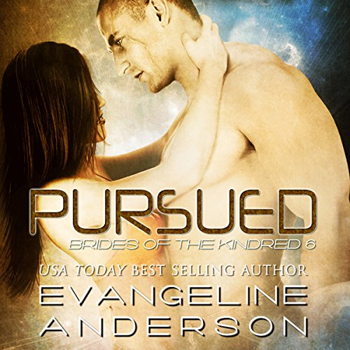 Pursued Brides of the Kindred, Book 6 audiobook cover art