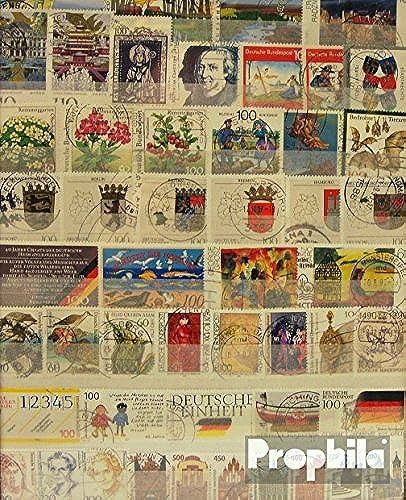 oferta de tienda Prophila Collection Collection Collection RFA (RFA.Alemania) 400 diferentes sellos fuera el años 1990 hasta 1999 (sellos para los coleccionistas)  grandes precios de descuento