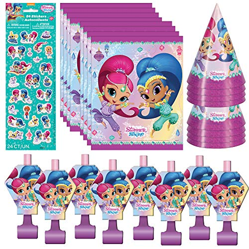 Unique Shimmer and Shine Party Favo…