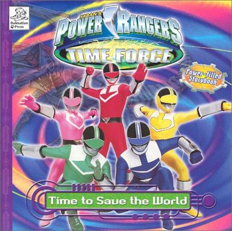 Power Rangers Ninja Storm: Time to Save the World