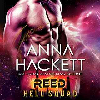 Reed     Hell Squad, Volume 4              Written by:                                                                                                                                 Anna Hackett                               Narrated by:                                                                                                                                 Jeffrey Kafer,                                                                                        Samantha Cook                      Length: 4 hrs and 24 mins     Not rated yet     Overall 0.0
