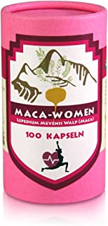 Maca Woman 100 cápsulas original