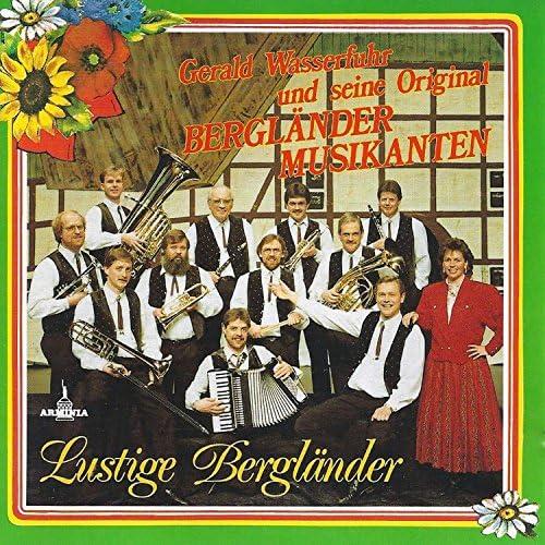 Gerald Wasserfuhr & seine Original Bergländer Musikanten