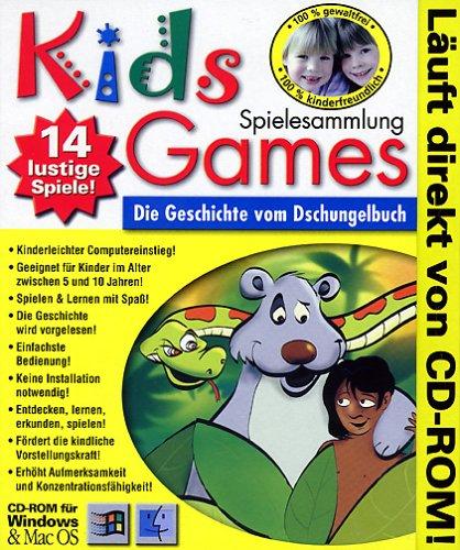 Kids Games - Die Geschichte vom Dschungelbuch