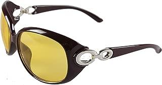 TELAM Ladies night vision goggles, night glare evening dedicated car driving mirror, night vision glasses