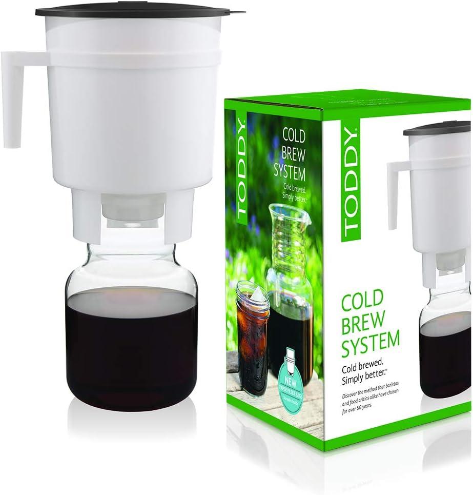 Toddy - Vaso para té y café (ES9600): Amazon.es: Hogar