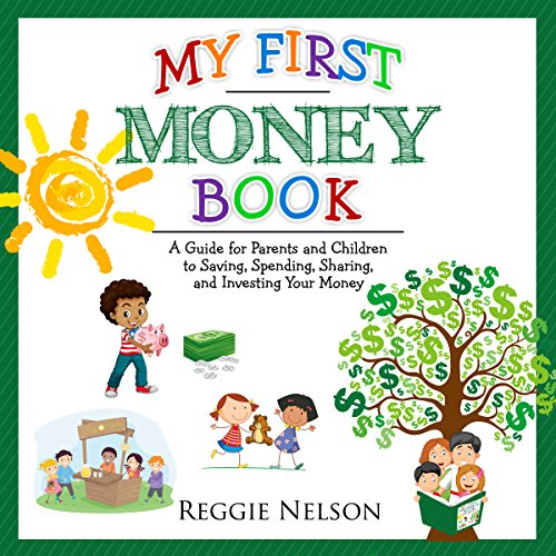 My First Money Book audiobook cover art