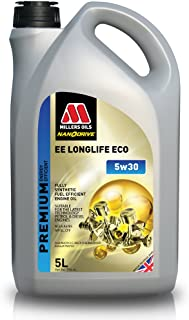 Millers Oils 7706GG EE Long Life ECO 5W30 Fully synthetic 5L jug