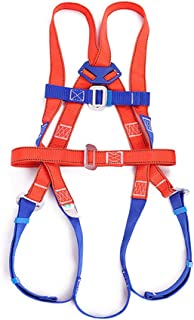 Climbing Harness For Adult – Man And Woman Universal Half Body Safety Fall Arrest Harness Tree Climbing Harness