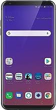 LG V35 ThinQ 64GB Smartphone GSM Unlocked (AT&T/T-Mobile), Platinum Gray