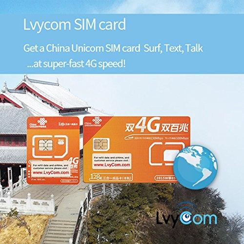 China Unicom SIM-Karten