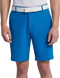 Nike Solid Slim Fit Flex Mens Golf Shorts