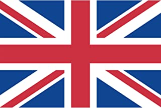 TRIXES Union Jack Flag Large Great Britain Flag 5ft x 3ft British Flag